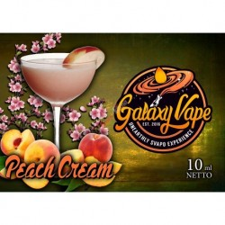 Aromi Galaxy Vape - Peach Cream
