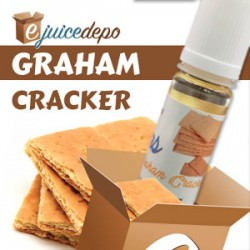 Aromi Ejuice Depo 15ml - Graham Cracker