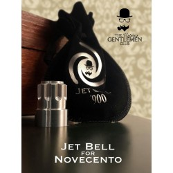 The Vaping Gentleman Club - Jet Bell