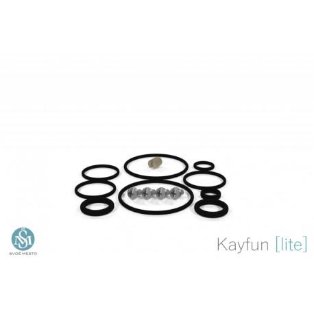 Svoemesto - Kayfun lite Kit O-Ring